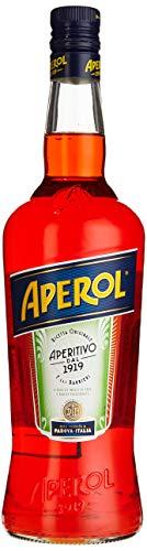 Aperol – Der italienische Aperitif Klassiker in leuchtend Orange / Aperol Spritz - Italiens Cocktail Nr. 1* / Originalrezept seit 1919 / (1 x 1 l)