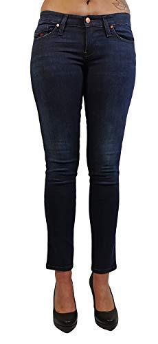 Diesel Jean skinzee-Low-S 0681G skinny pour femme - Bleu - W31/L33