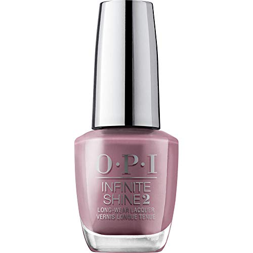 OPI Infinite Shine 2 Long-Wear Lacquer, You Sustain Me, Purple Long-Lasting Nail Polish, 0.5 fl oz
