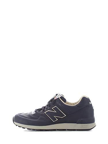 New Balance 576 scarpa sneaker casual da uomo navy, NBM576CNN