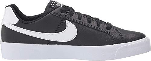 Nike Court Royale AC, Zapatillas para Mujer, Negro (Black/White 001), 36.5 EU