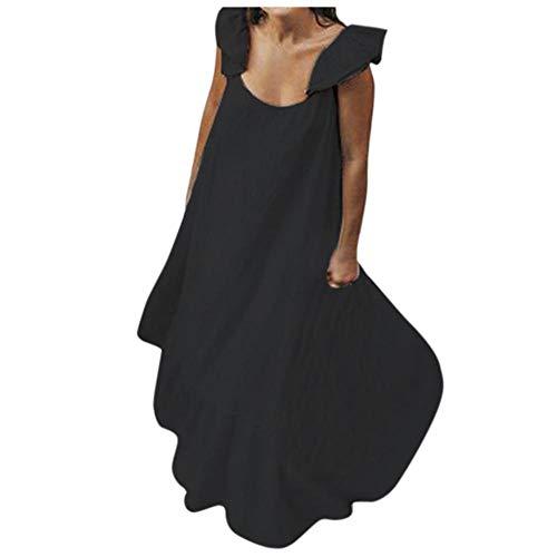 Owijana sukienka midi damska letnia sukienka Vestidos De Noche Ropa Mujer szlafrok duży rozmiar Elbise solidna na co dzień