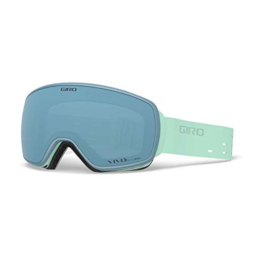 Giro Eave Womens Snow Goggles Silicone Mint - Vivid Royal/Vivid Infrared