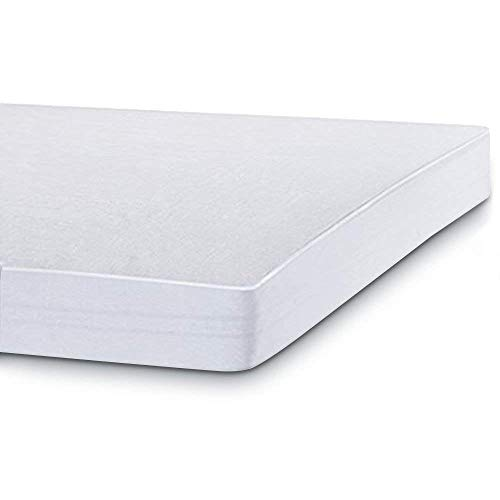 Bedecor Breathable Waterproof Mattress Protector, Fitted Sheet, Naturally Hypoallergenic Tencel Top, Double (135x190/200cm).