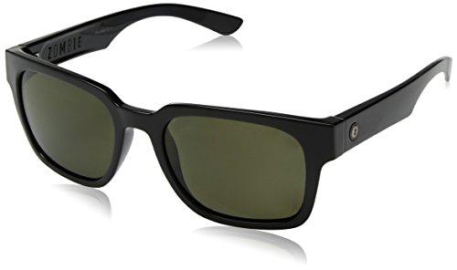 Electric Visual Zombie Gloss Black/OHM Polarized Grey Sunglasses