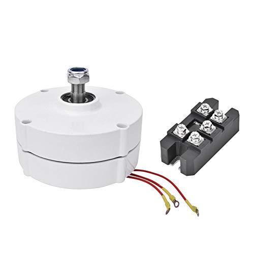 pequeño y compacto 1100 rpm 200 W Generador de imán permanente Generador trifásico Generador síncrono …