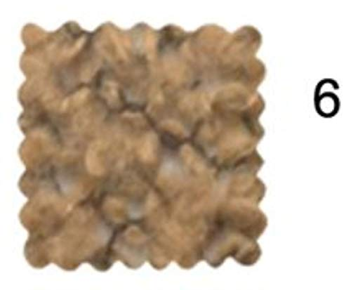KIU Dikke wollen vest polyester voor jurk 50 * 150cm/stuk