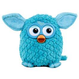 Peluche Furby Azul 14cm Famosa