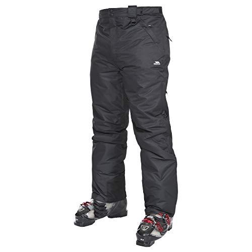 Trespass Bezzy - Mono de esquí para Hombre, Color Negro, Talla S
