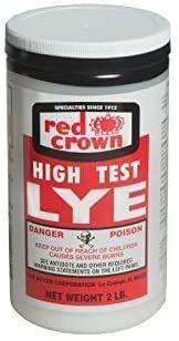 Lye for Soap Making, Sodium Hydroxide for Soap Making, Pure Lye, Food Grade Lye,...