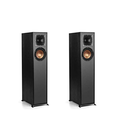 Klipsch R-610F Floorstanding Home Speaker, Pair