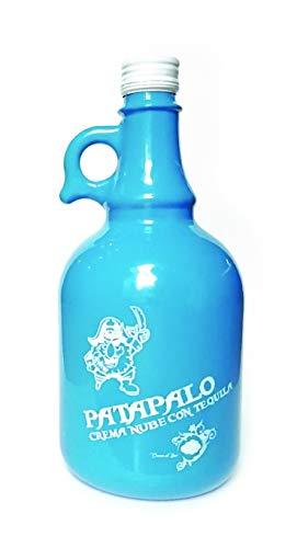CREMA NUBE CON TEQUILA PATAPALO - SIN LACTOSA - Botella 1L