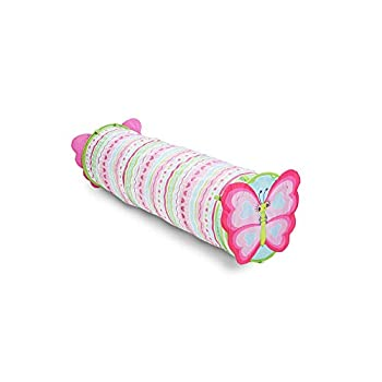 Melissa & Doug Sunny Patch Cutie Pie Butterfly Crawl-Through Tunnel  E-Commerce Packaging