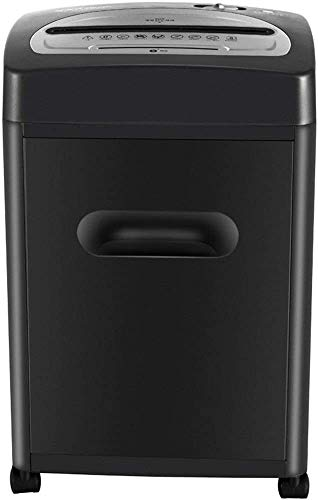 Best Prices! HYCy Shredder Durable Home Office Mobile Paper Shredder Electric Silent High Power File...