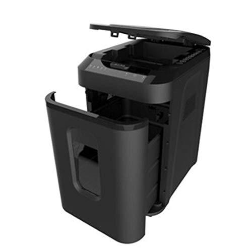 Trituradora De Papel Eléctrica Manual de trituradora de papel de la oficina automática MANUAL 10 Hojas de 4 hojas de la confidencialidad automática 220 hojas Para Uso En El Hogar De La Oficina De La E