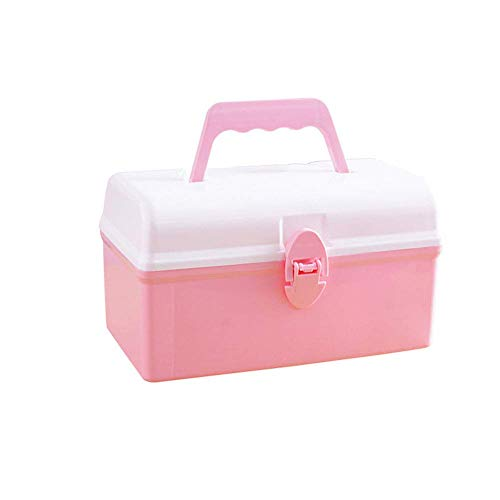 Small sundries storage box, snacks, stationery, cosmetics storage box, plastic jewelry storage box, desktop dust box