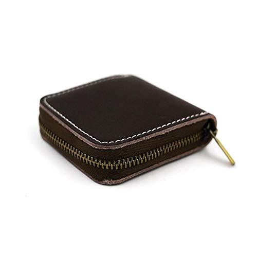 ZGRHZY portemonnee portemonnee mode handgemaakte mannen kleine condoom tas houder vrouwen Mini munten geld condoom mannelijke muntzak
