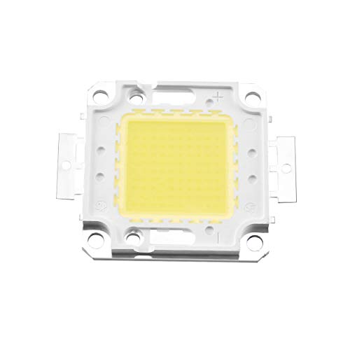 Tree-on-Life Blanco de Alta Potencia/Blanco cálido 3000mA 32-35V RGB SMD Led Chip Flood Light Spotlight Lámpara integrada Bead 100W 10000LM