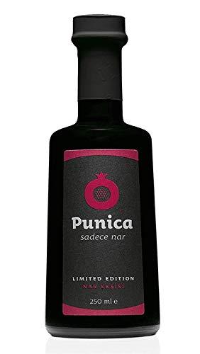PUNICA SADECE NAR | Nar Eksisi | Granatapfelsirup | 250 ml | Ohne den Zusatz von Zucker, ohne Zusatzstoffe, nur die Frucht selbst |…