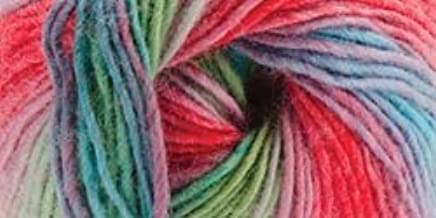 Coats Yarn E793-3950 Red Heart Boutique Unforgettable Yarn-Petunia 3Pk