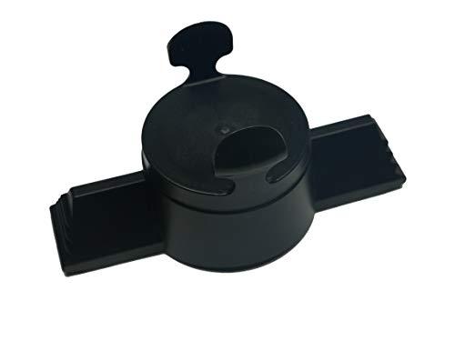 Westfalia Verschluss-Stopfen 921630630121 für abnehmbare Anhängerkupplung (nicht universell einsetzbar) - Schutz vor Wasser und Schmutz bei Nicht-Gebrauch der AHK