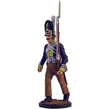 "Great Britain 54 mm, 1//32 Tin soldiers /"" Napoleonic Wars/"" # NAP 31 regiment"