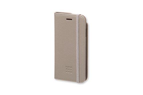Moleskine MO1CBP6A1 - Funda de tipo libro clásica y original para iPhone 6/6s, color gris pizarra