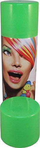 G&M Color Haarspray 250ml   7 Farben   Haarfarben Fasching Karneval Halloween farbig (Grün)