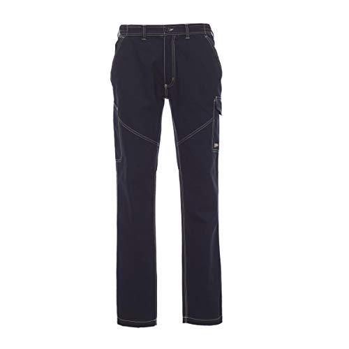 Payper Deva Store Pantaloni da Lavoro Multistagione Uomo Blu (Navy) 52/54 IT