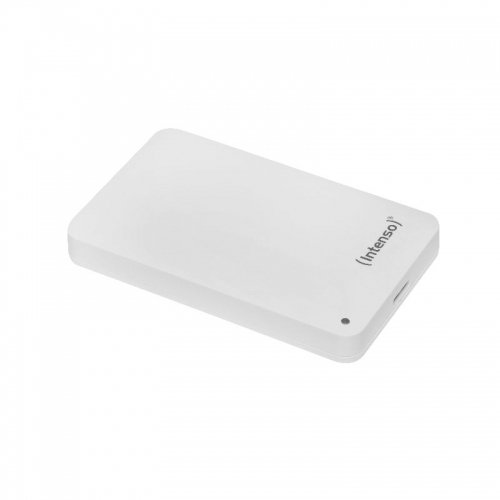 Intenso Memory Case 2 TB Externe Festplatte (6,35 cm (2,5 Zoll) 5400 U/min, 8 MB Cache, USB 3.0) weiß