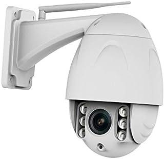 iFormosa 防犯カメラ ドーム型 4倍ズーム 200万画素 HD 屋外 IP67 防水 夜間撮影 増設可能 モーション感知 無線 遠隔リモート ワイヤレス IF-C34S