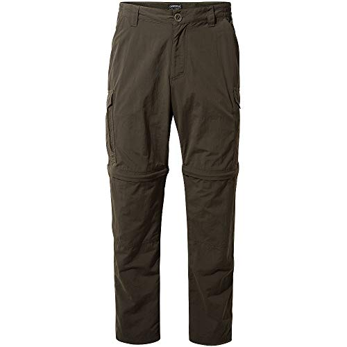 Craghoppers NL Conv TRS Pantalon, Woodlandgrn, 30\
