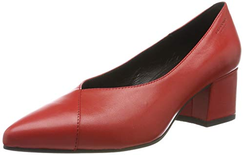 Vagabond Damen MYA Pumps, Rot (Red 40), 39 EU