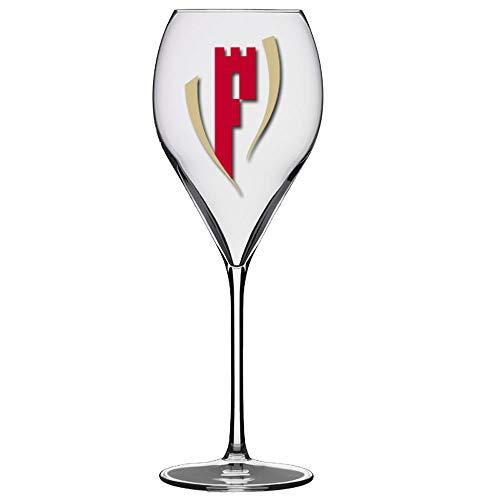 Rastal - Set aus 6 Tasting Champagne Flöten - Mod. FRANCIACORTA - 42 Cl.