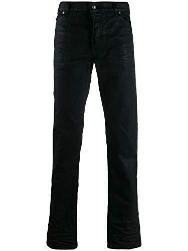 Luxury Fashion | Balmain Heren SH05291Z0170PA Zwart Katoen Jeans | Lente-zomer 20
