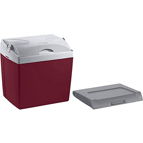 Mobicool U26 DC Kühlbox Thermoelektrisch 12V Rot, Grau 25l