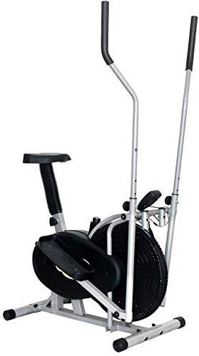SHY Cross Trainer Entrenador de máquina elíptica Compact Life Fitness Equipo de Ejercicio para el hogar Offic Magnetic Cardio Workout 91x50 5x152 5cm (Actualización)