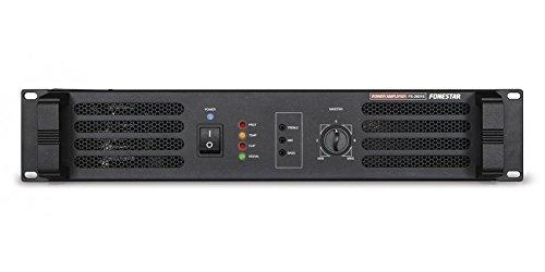 PUBLIC ADDRESS Verstärker MONO Fonestar FS-2601E 600W-100V RMS / 4-8-OHM