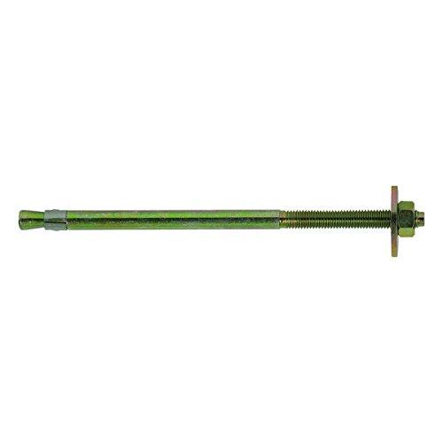 TOX Bolzenanker Slim-Fix M12 x 240 mm, 20 Stück Dübel mit 20 Scheiben, 08010114