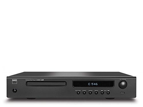 NAD C 546BEE SE High End CD-Spieler - Graphite