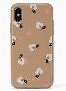 Kate Spade New York Breezy Floral Ditsy iPhone XR Case, Neutral