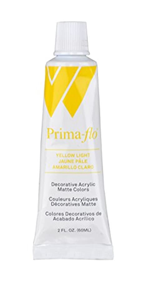 Weber Primaflo Acrylic Matte, 60ml, Yellow Light