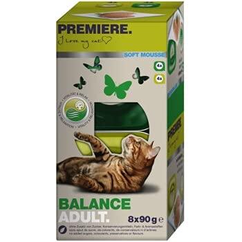 Premiere Soft Mousse Balance Adult 8*90 Gramm