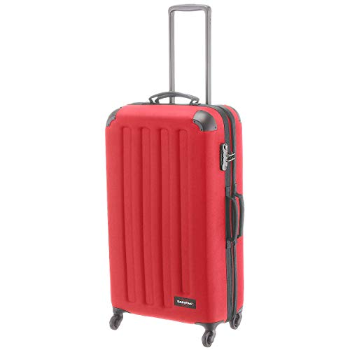 Eastpak Tranzshell L Equipaje de Ruedas, 75 litros, Rojo (Apple Pick Red)