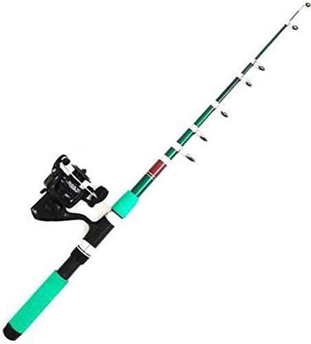 1.8M 5.9Ft Telescopic Fishing Rod Spinning Fishing Pole