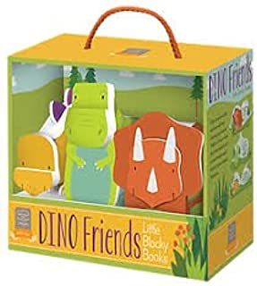 Little Blocky Books - Dino Friends