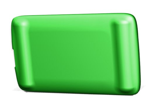 Arnova Silikon Schutzhülle für Arnova Childpad (integrierte Griffe, Rückseite) grün
