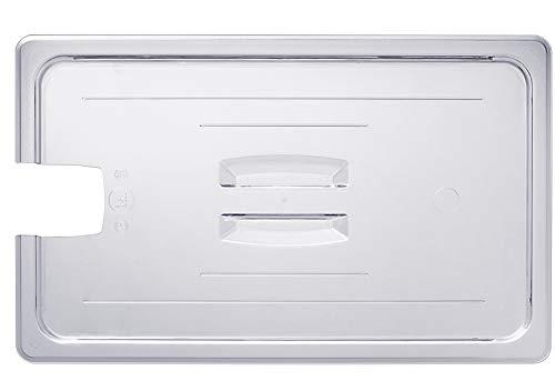 LIPAVI C20L-SOU Deckel für den LIPAVI C20 Sous-Vide Behälter, hergestellt für den Allpax SV3, Dissna, Razorri, Souvia, AUKUYEE Tauchzirkulator