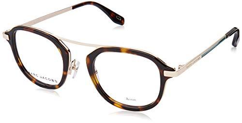 Eyeglasses Marc Jacobs 389 0086 Dark Havana / 00 Demo Lens, 49/23/145