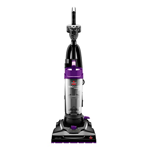 BISSELL Aeroswift Compact Vacuum Cleaner, 2612A,Purple